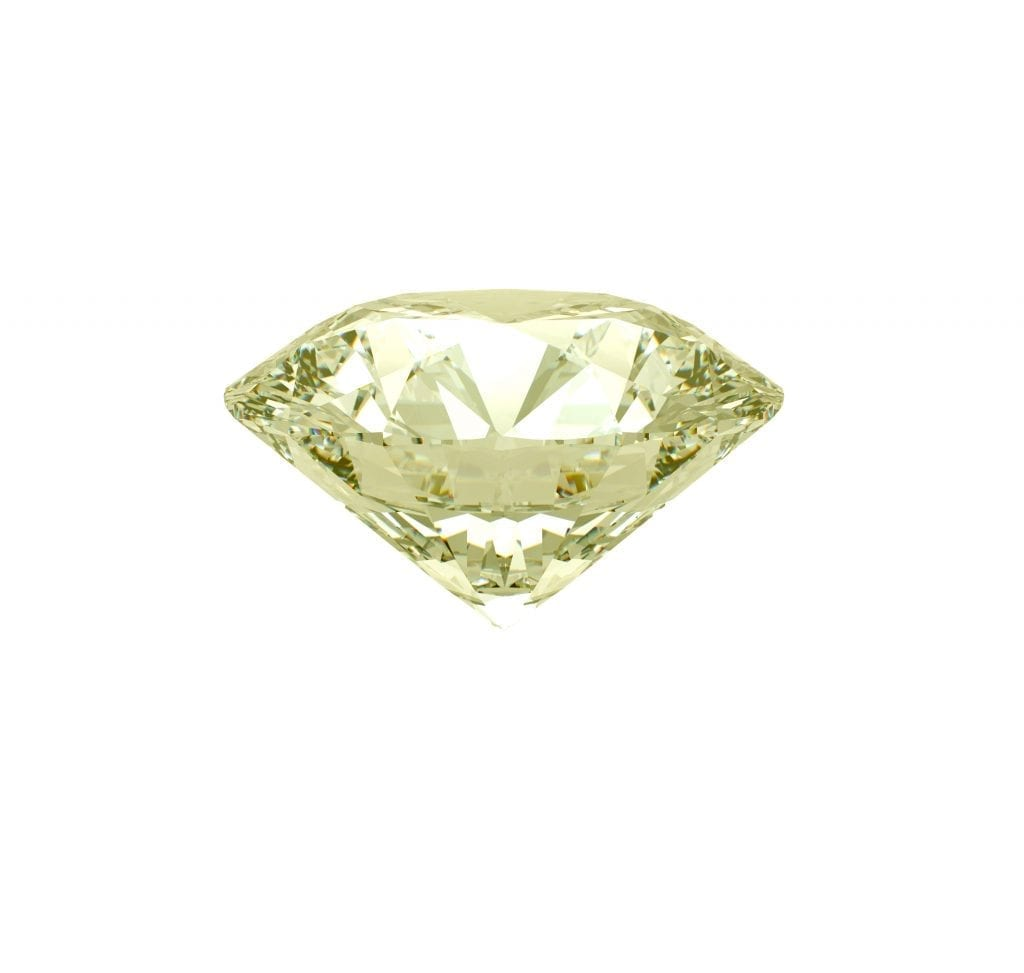 Image of GIA Diamond Colour Grades, W,X,Y,Z